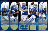 Indianapolis Colts - Team 14 Prints