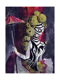 Tutu Parapluie Print by Vaan Manoukian