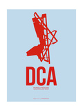 DCA Washington Poster 2 Posters by  NaxArt