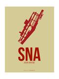 SNA John Wayne Poster 2 Poster by  NaxArt
