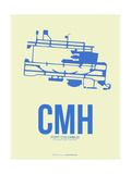 CMH Port Columbus Poster 2 Art by  NaxArt