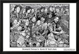 Rock N' Roll Jam Kunstdrucke von Howard Teman