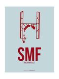 SMF Sacramento Poster 2 Prints by  NaxArt