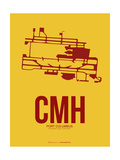 CMH Port Columbus Poster 3 Posters by  NaxArt