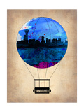 Vancouver Air Balloon Prints by  NaxArt