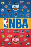 NBA - Logos 14 Prints