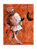Boxer Posters by Vaan Manoukian