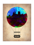 Cincinnati Air Balloon Prints by  NaxArt