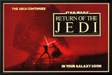 Star Wars - Return of the Jedi circles Poster