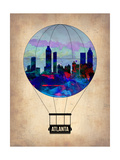 Atlanta Air Balloon Posters by  NaxArt