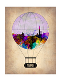 Taipei Air Balloon Art by  NaxArt