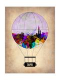 Taipei Air Balloon Art by  NaxArt
