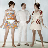 Andre Courreges Prints