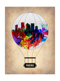 Phoenix Air Balloon 2 Posters by  NaxArt