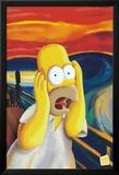 Die Simpsons Kunstdrucke
