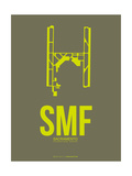 SMF Sacramento Poster 3 Posters by  NaxArt