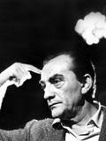 Luchino Visconti Photographic Print