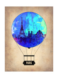 Paris Air Balloon Poster by  NaxArt