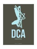 DCA Washington Poster 1 Prints by  NaxArt