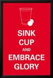 Sink Cup Plakat