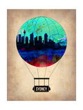 Sydney Air Balloon Posters by  NaxArt