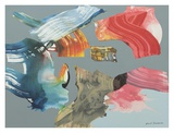 Senza titolo, 1998 Poster by Nino Mustica