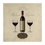 Bordeaux Superieur Prints by Sandro Ferrari