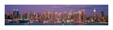 Manhattan Skyline, NYC Print by Richard Berenholtz
