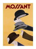 Mossant, 1938 Prints by Leonetto Cappiello