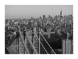 Manhattan Posters by Cameron Davidson