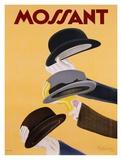 Mossant, 1938 Posters av Leonetto Cappiello