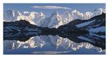 Mont Blanc, Aiguille du Midi Posters by Gavriel Jecan