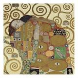 The Embrace Prints by Gustav Klimt