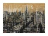 NYC II Print by Dario Moschetta