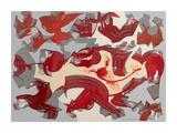 Martedi 10 aprile 2012 Prints by Nino Mustica