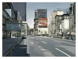The Canadian Club, New York Plakat af Richard Estes