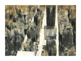 NYC VII Prints by Dario Moschetta