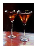 Manhattans Art by Pam Ingalls