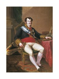 King Fernando VII of Spain, Ca Giclee Print by Vicente Lopez y Portana
