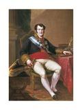 King Fernando VII of Spain, Ca Giclee Print by Vicente Lopez y Portana