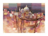 Riflessi a Venezia Posters by Luigi Florio