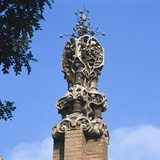 Guell Palace Photo by Antoni Gaudi I Cornet