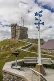 Cabot Tower, Signal Hill National Historic Site, St. John'S, Newfoundland, Canada, North America Photographic Print by Michael Nolan
