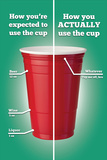 Red Cup Prints