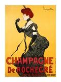Champagne de Rochegre, ca. 1902 Poster by Leonetto Cappiello