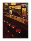 New York Deli Poster by Pam Ingalls