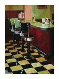Malt Shop Prints by Pam Ingalls