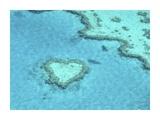 Heart Island, Australia Prints by Yann Arthus-Bertrand