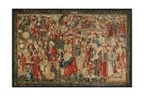 The Payment of the Denarius Prints by Pieter van Aelst