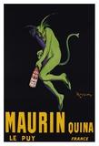 Maurin Quina, ca. 1906 Posters by Leonetto Cappiello